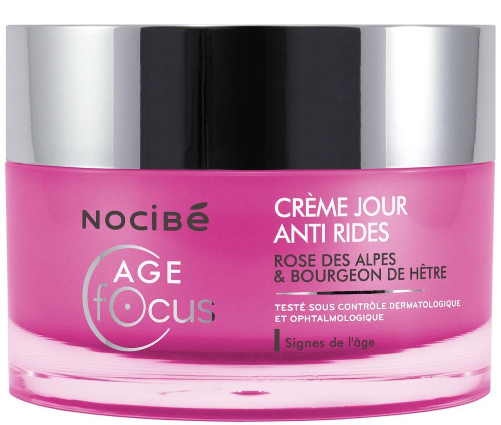 Nocibé Crème Jour Anti Rides Agefocus