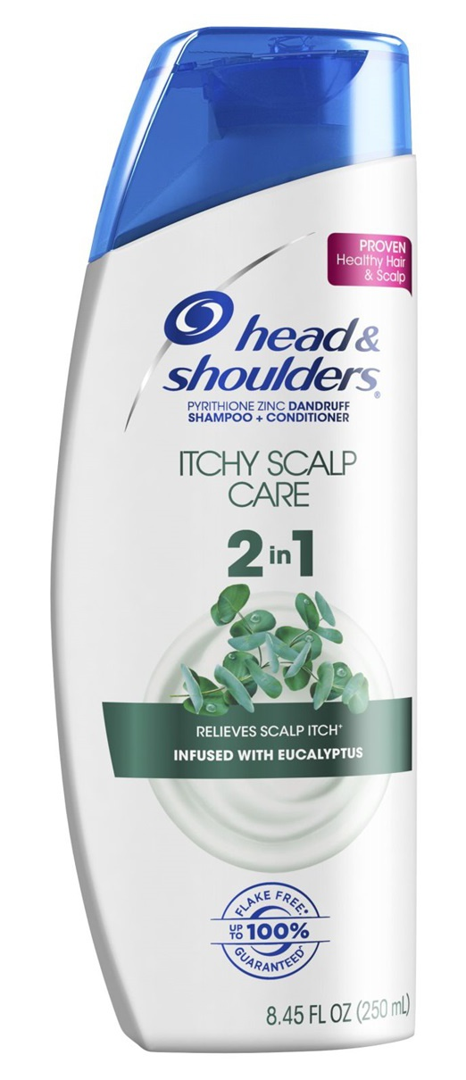Head & Shoulders Itchy Scalp Care Anti-Dandruff 2 In 1 Shampoo