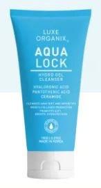 Luxe Organix Aqua Lock Hydro Gel Cleanser