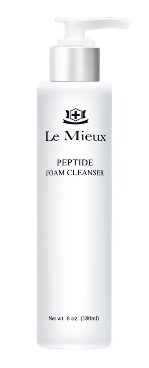 Le Mieux Peptide Foaming Cleanser