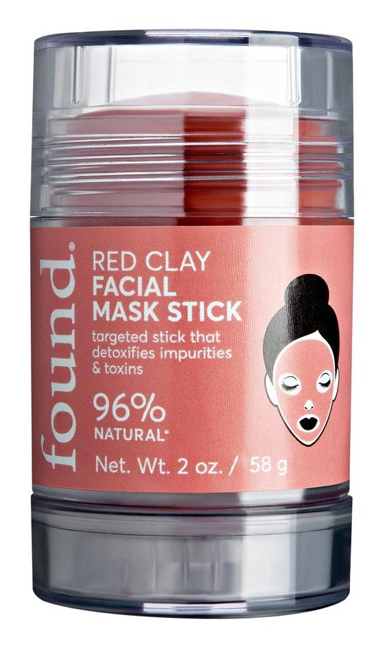 ivvori Revitalising Red Clay Facial Mask