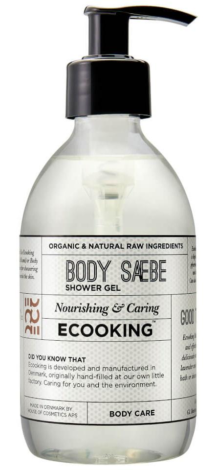 Ecooking Shower Gel