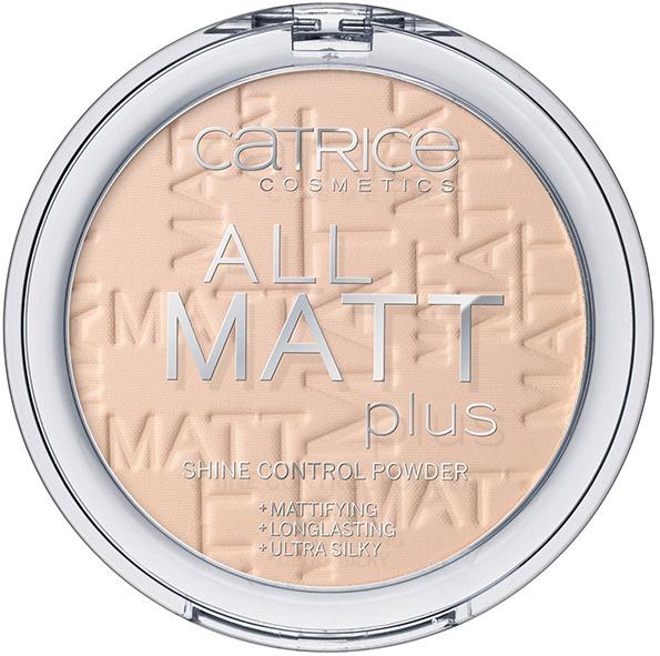 Catrice All Matt Plus 010 Transparent Shine Control Powder