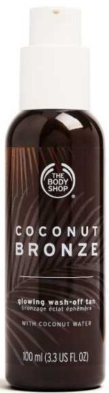 The Body Shop Coconut Bronze Glowing Wash-Off Tan
