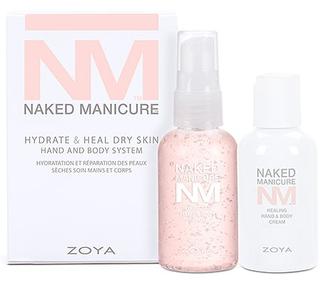 Zoya Hydrate & Heal Dry Skin Hand And Body System