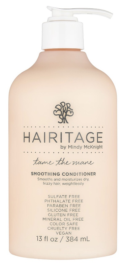 Hairitage by Mindy McKnight! Hairitage Tame The Mane Smoothing Conditioner
