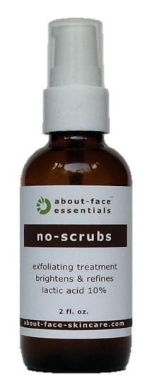about-face essentials No-Scrubs