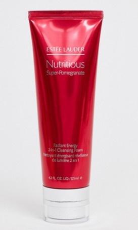 Estée Lauder Nutritious Super-Pomegranate Radiant Energy 2-In-1 Cleansing Foam