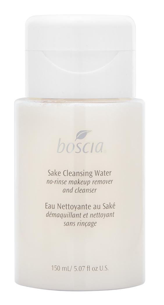 BOSCIA Sake Cleansing Water