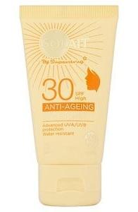 Solait Face Sun Cream Fluid Spf 30