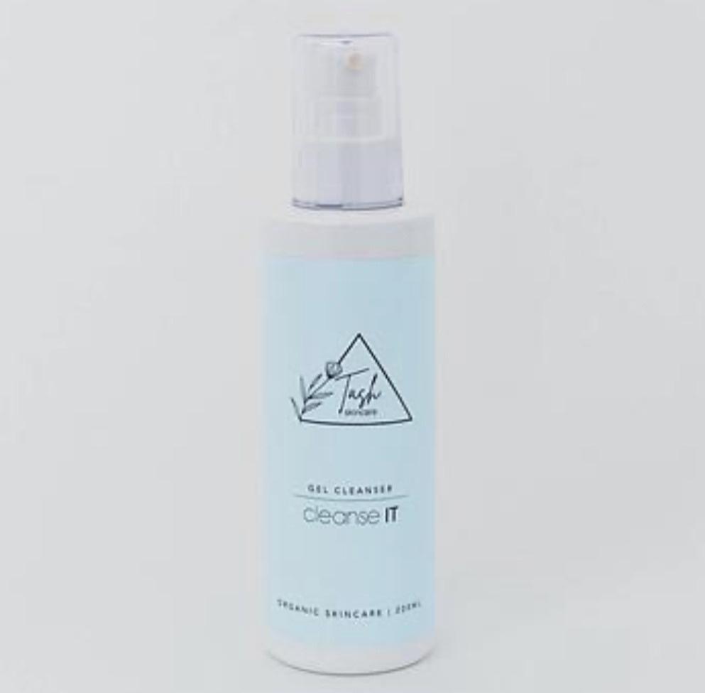 Tash Skincare Cleanse IT gel cleanser