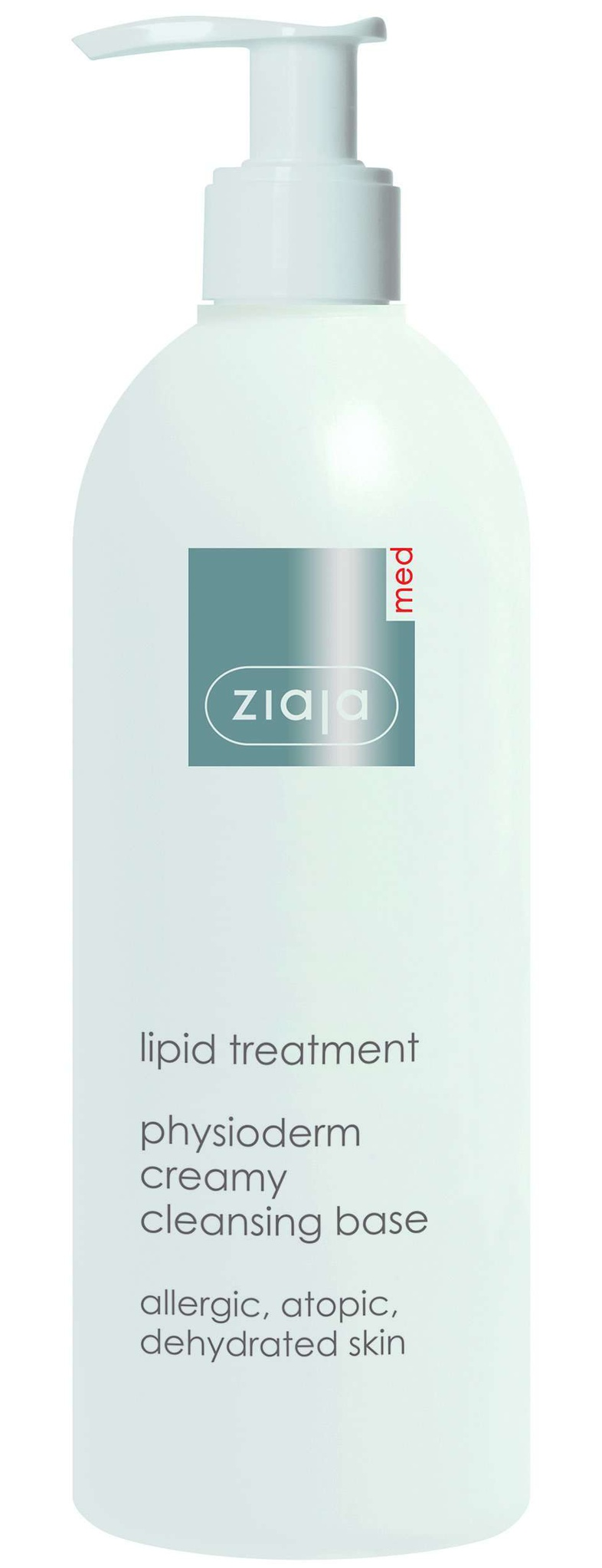 Ziaja Med Lipid Physioderm Creamy Cleansing Base