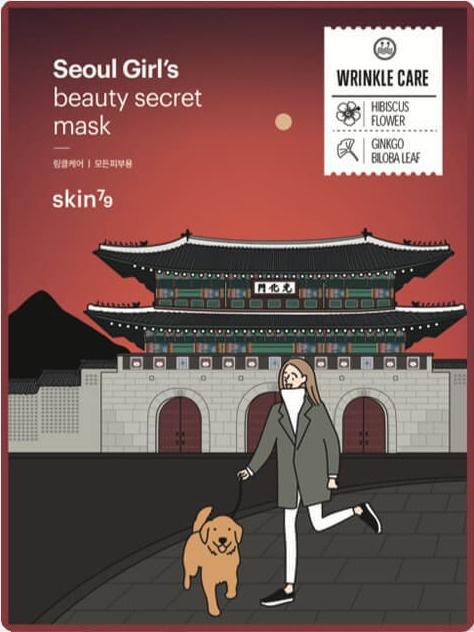 Skin79 Seoul Girl'S Beauty Secret Mask Wrinkle Care