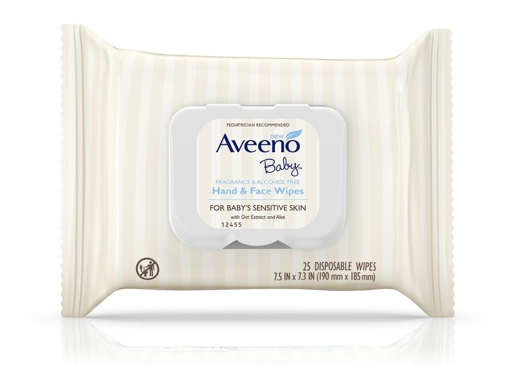 Aveeno Baby Daily Care Baby Wipes