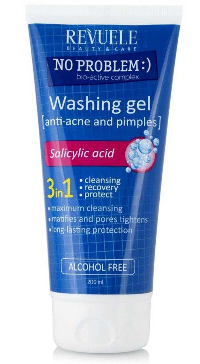 Revuele Facial Wash Gel