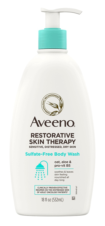 Aveeno Restorative Skin Therapy Body Wash