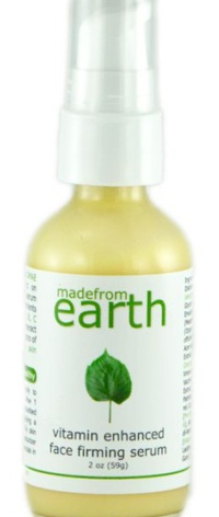 Made from earth Vitamin Enhanced Face Firming Serum