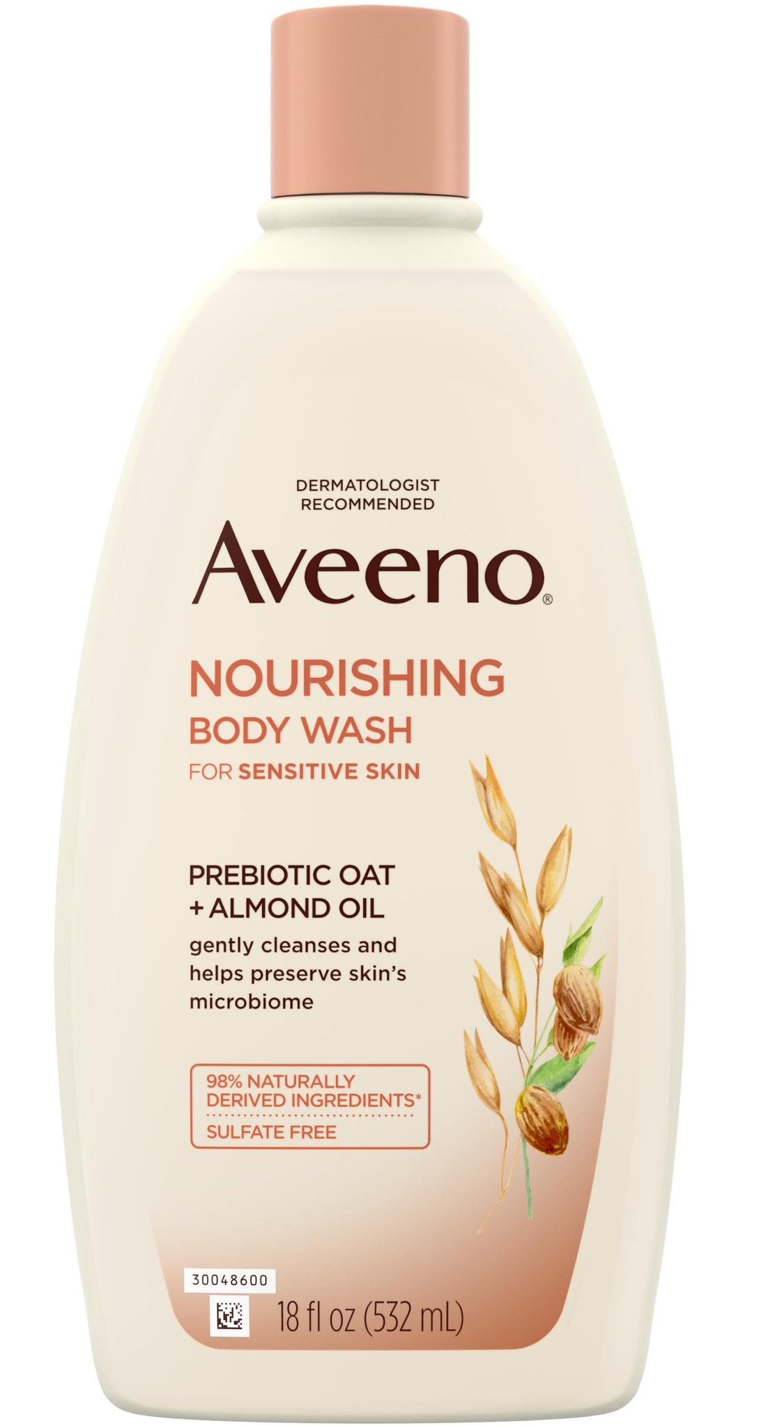 Aveeno Nourishing Body Wash
