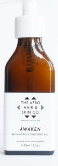 The afro hair and skin co. Awaken Reviving Body Treatment Oil