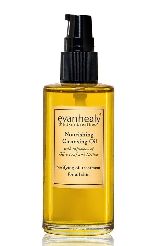 evanhealy Nourishing Cleansing Oil