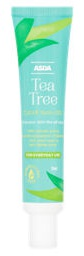 ASDA Tea Tree Face Scrub