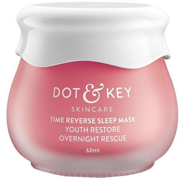 Dot & Key Time Reverse Sleep Mask