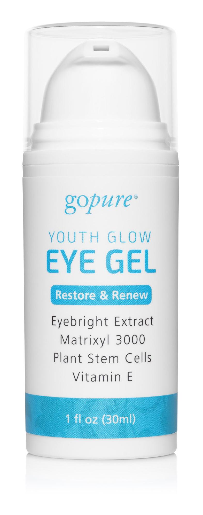 goPure Beauty goPure Eye Gel with Plant Stem Cells