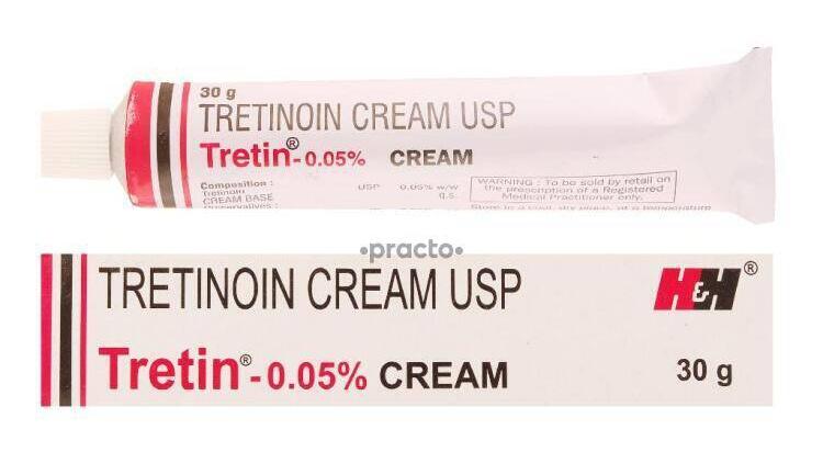 Hedge & Hedge Pharmaceutical LLP Tretinoin Cream USP