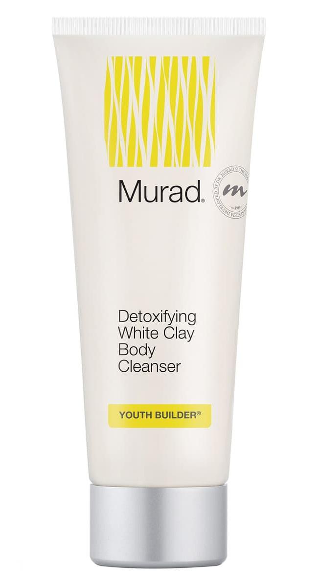 Murad Detoxifying White Clay Body Cleanser