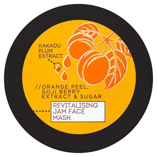 Superdrug Vitamin C Orange Peel Jam Mask