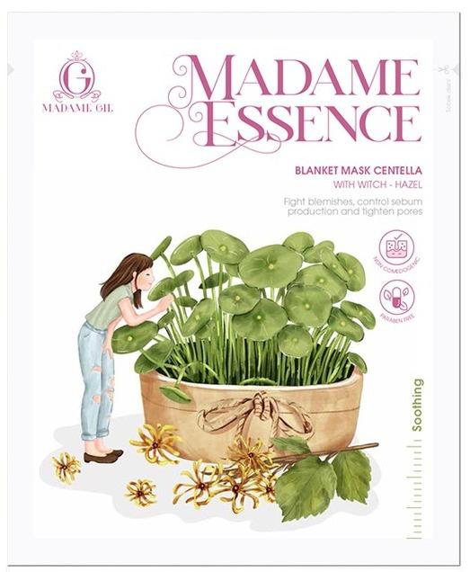 Madame Gie Madame Essence Blanket Mask Centella