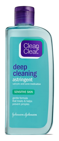 Clean & Clear Sensitive Skin Deep Cleansing Astringent