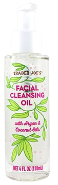 Trader Joe's Facial Cleansing Oil