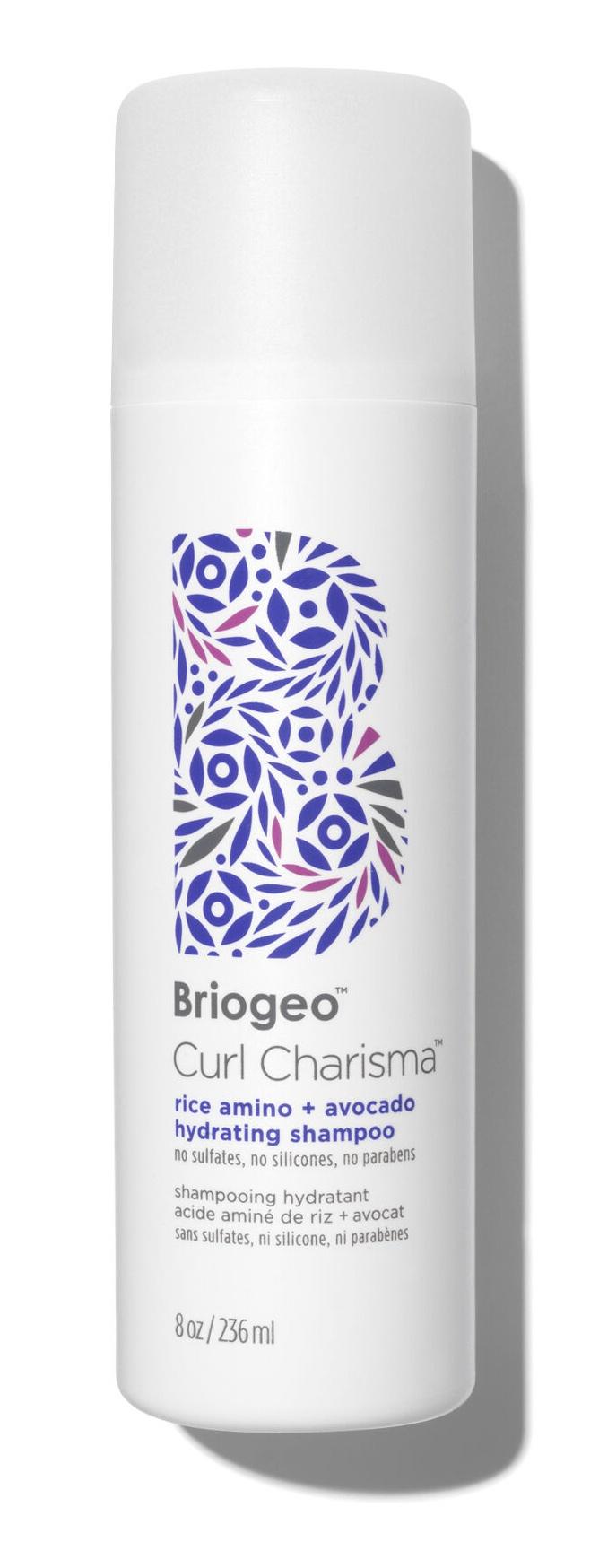 Briogeo Curl Charisma™ Rice Amino + Avocado Hydrating Shampoo