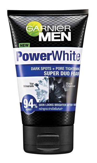 Garnier Men Power White Super Duo Foam