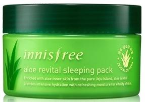 innisfree Aloe Revital Sleeping Mask