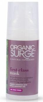 Organic Surge First Class Face Mask