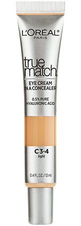 L'Oreal True Match Eye Cream In A Concealer