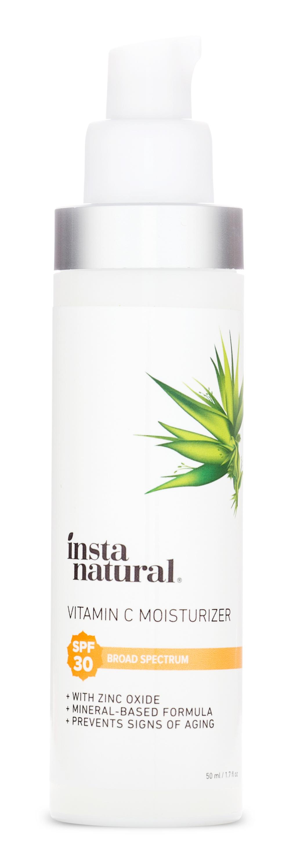 Insta Natural Vitamin C Moisturizer Spf 30