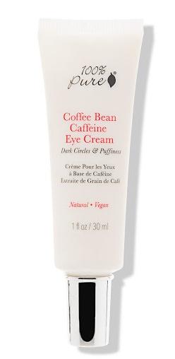 100% Pure Coffee Bean Caffeine Eye Cream