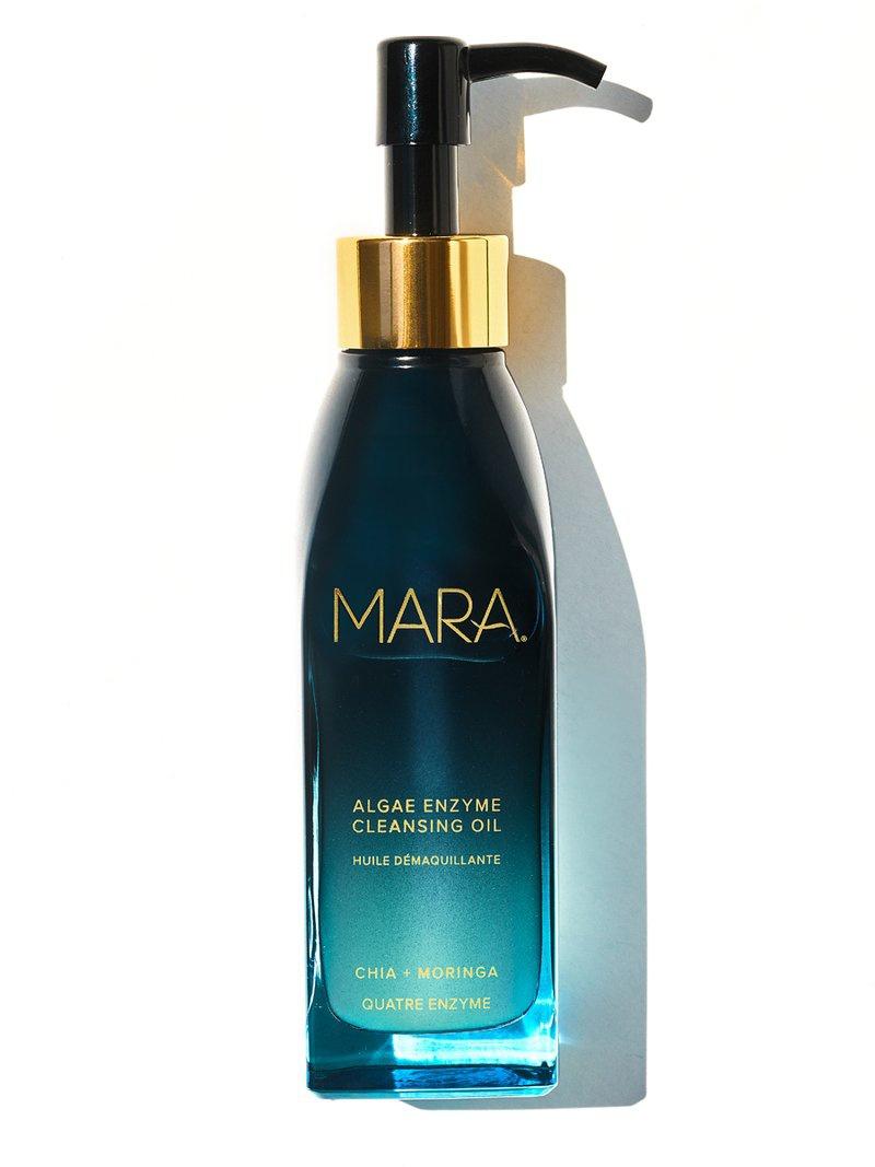 Mara's Chia + Moringa Algae Enzyme Cleansing Oil