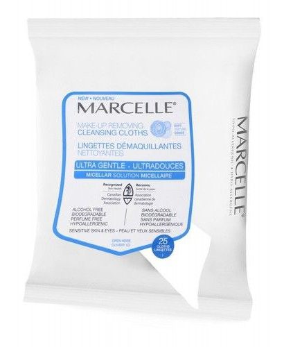 Marcelle Ultra-Gentle Makeup-Removing Cleansing Cloths