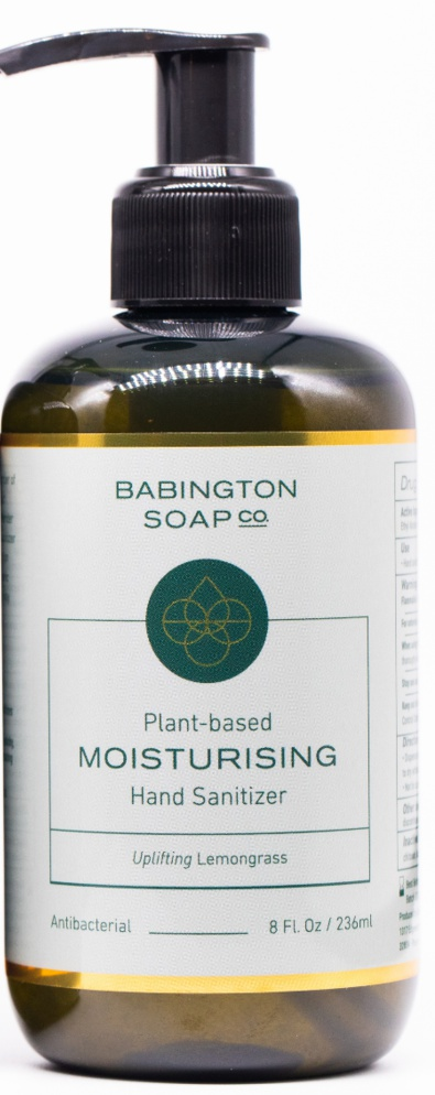 Babington soap Moisturizing Hand Sanitizer