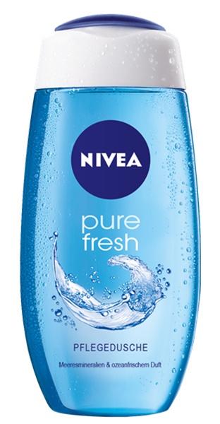 Nivea Pure And Fresh Shower Gel