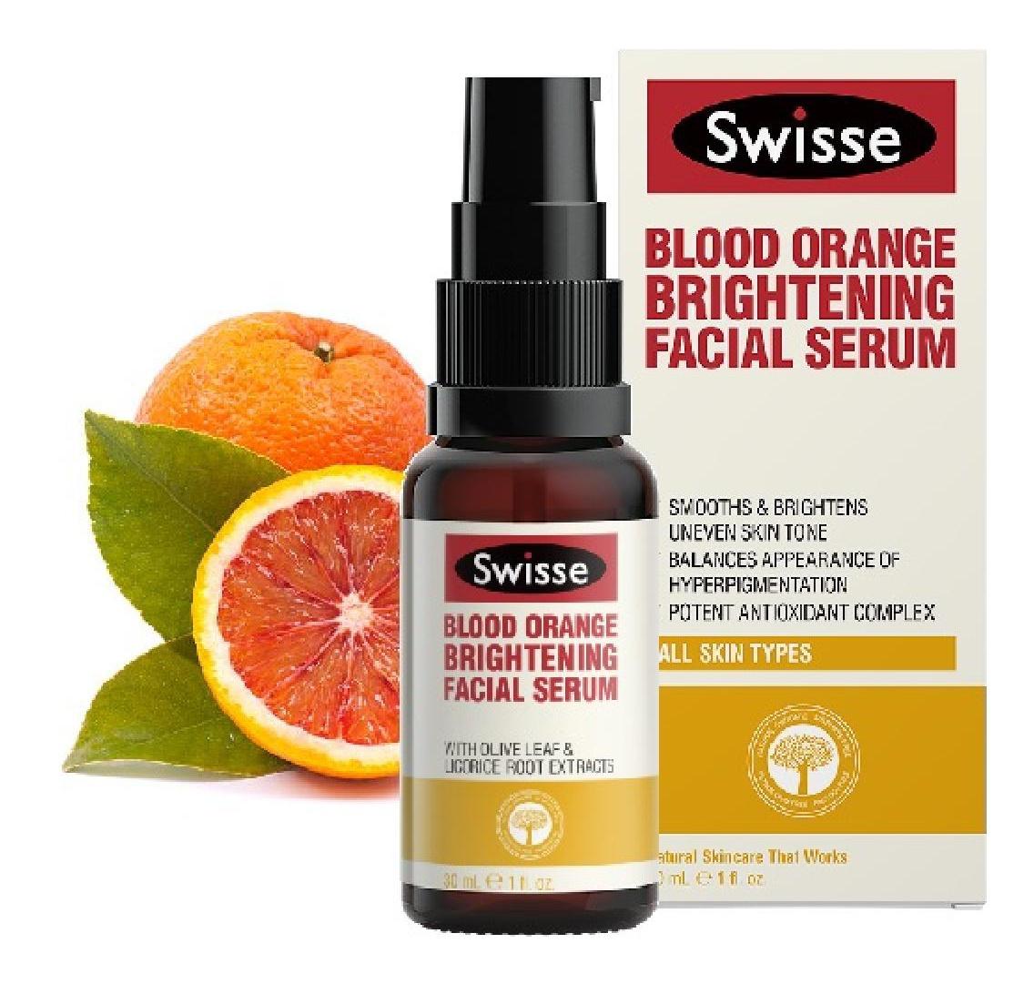 Swisse Blood Orange Brightening Facial Serum
