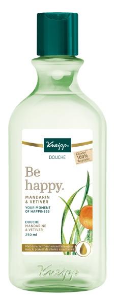 Kneipp Douchegel Be Happy Mandarine & Vetiver