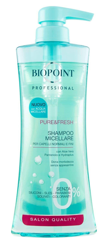 Biopoint Pure&Fresh Shampoo Micellare