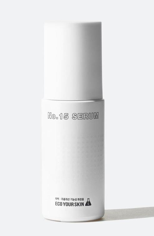 ECO YOUR SKIN No. 15 Serum