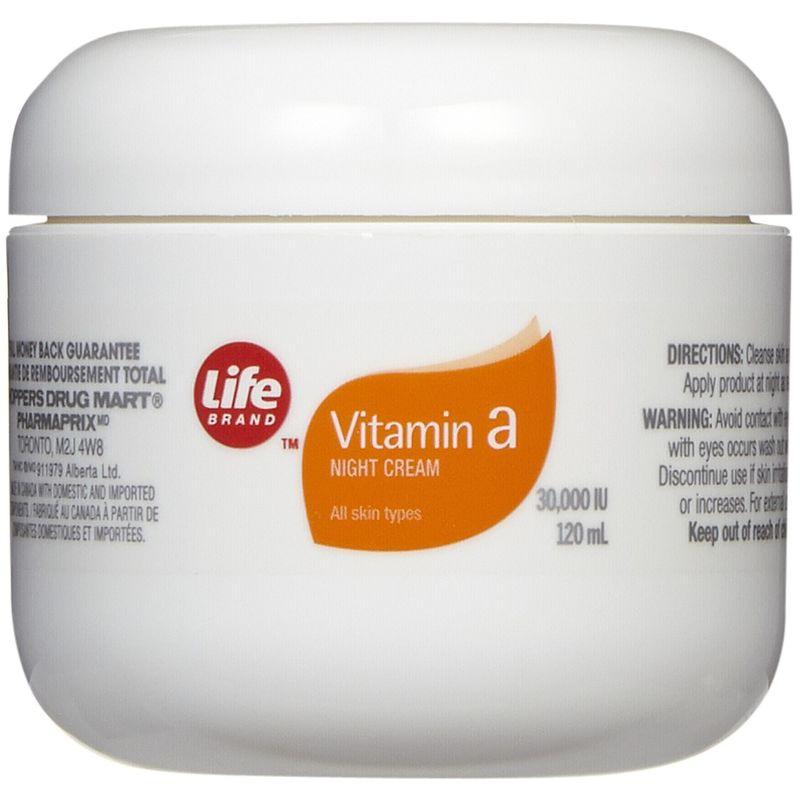 Life Brand Vitamin A Night Cream