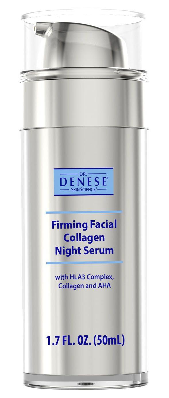 dr. denese Firming Facial Collagen Night Serum